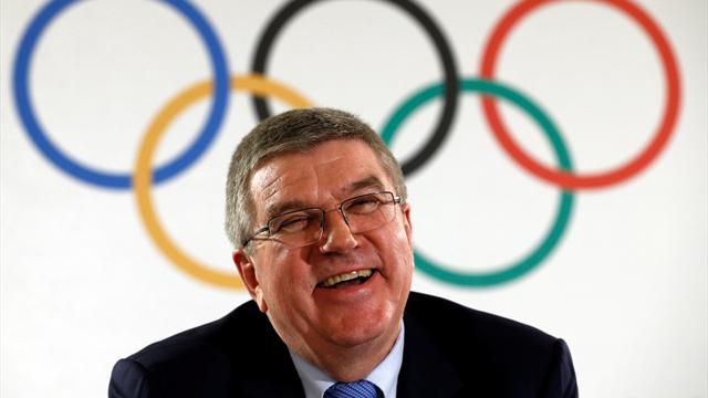 IOC-Präsident Bach: Kein Plan B für 2026
