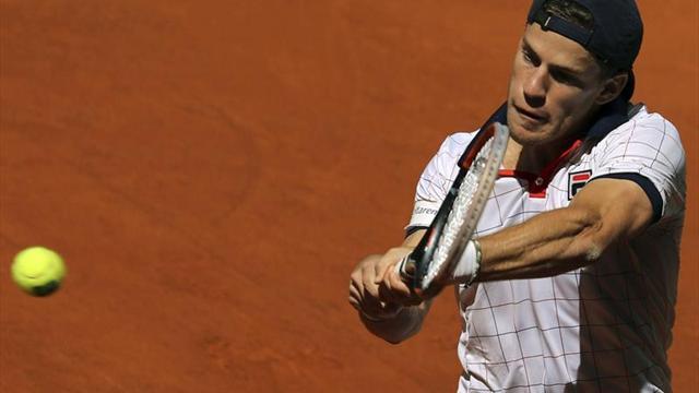 Schwartzman: Hay que ser agresivo para crearle dudas a Djokovic