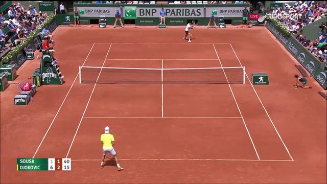 Roland Garros, Djokovic ai quarti. Sfiderà Thiem