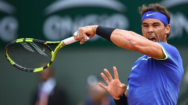 Nadal n'avait pas de temps à perdre : son impitoyable victoire en vidéo