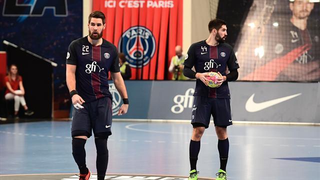 Barcelone et Skopje pour Nantes, Veszprem et Kiel pour le PSG