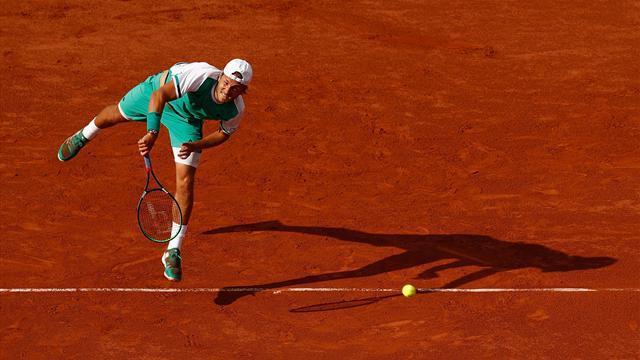 Expéditif, Pouille a redonné des couleurs au tennis français