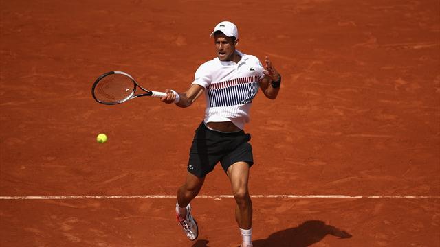 Djokovic – Schwartzman EN DIRECT