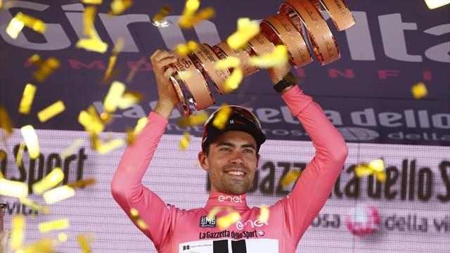 Team Sunweb: Dumoulin will wieder Giro-Sieg, Kämna zur Tour