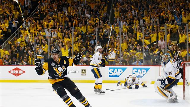 Pittsburgh auf dem Weg zum fünften NHL-Titel