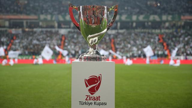 Ziraat Türkiye Kupası'nda 2. tur eşleşmeleri