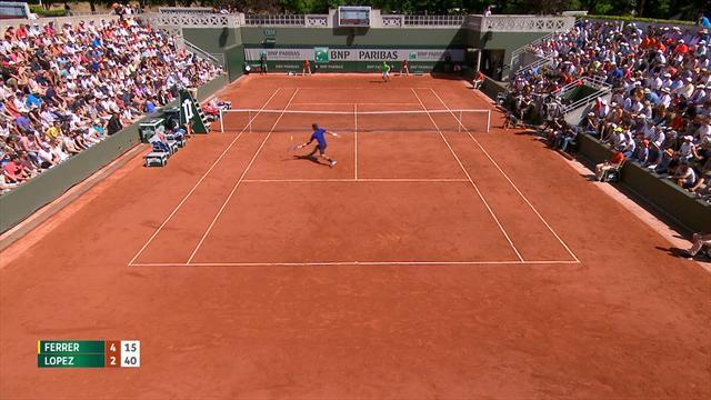 Roland-Garros: Wawrinka se hisse en 16es de finale à Roland-Garros