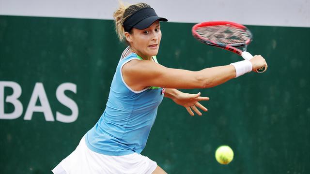Premiere: Maria zum ersten Mal in einem WTA-Finale