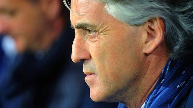 Roberto Mancini, nuevo entrenador del Zenit ruso