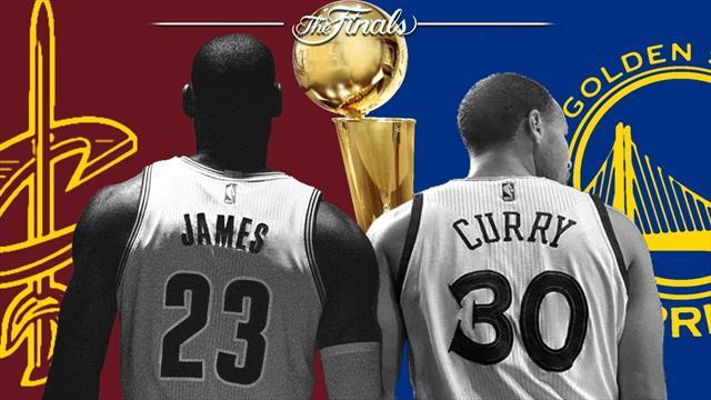 NBA Finals, GS Warriors-Cleveland Cavaliers: La revancha de la revancha