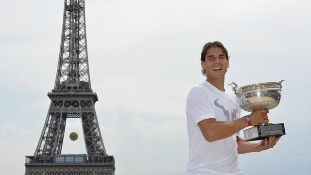 Nadal, Carter ou Kuerten : une centaine d'athlètes internationaux soutiennent Paris
