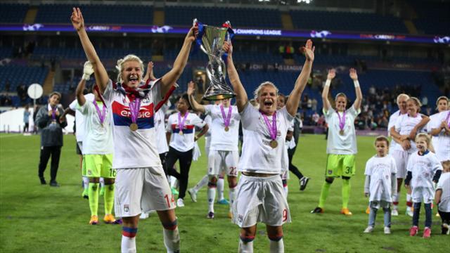 Canada's Buchanan makes history in Lyon's Champions League win over PSG