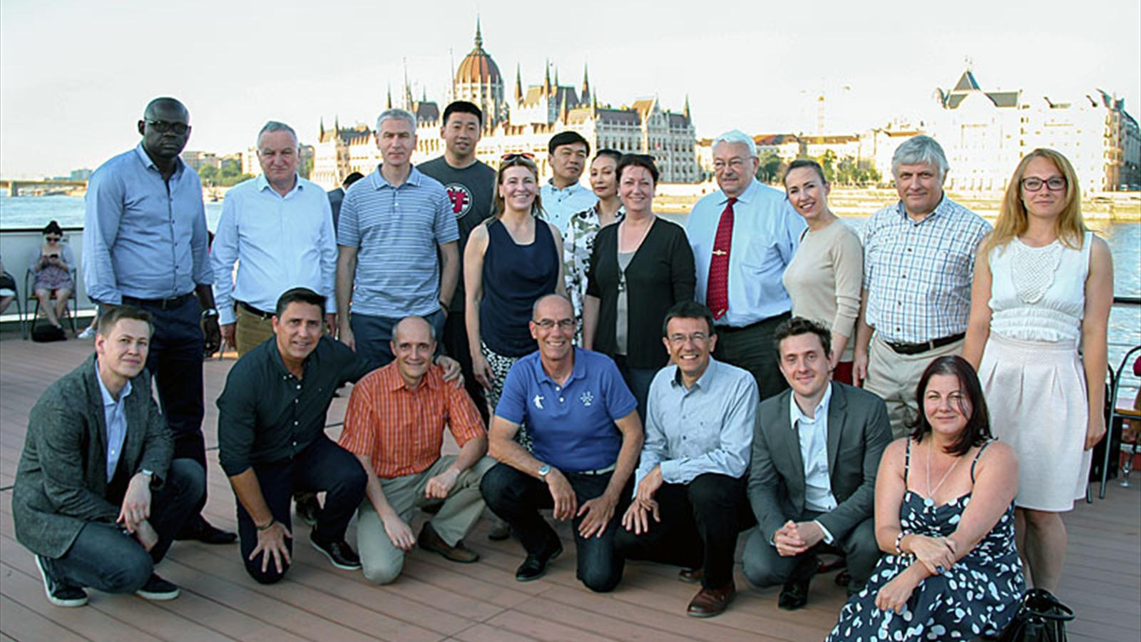 Fisu steering committee meets in budapest university - University league tables french ...