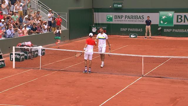 Nadal pasa a semifinales de Roland Garros tras la retirada de Carreño