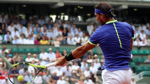 La final de Roland Garros 2017 en Eurosport Player: Cómo no perderse un detalle del Nadal-Wawrinka
