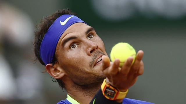 Nadal doludizgin dördüncü tura