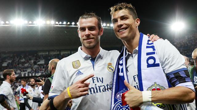 Bale: I haven't got a clue about Ronaldo's future