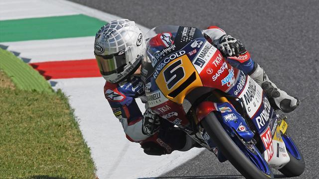 Trionfo di Mir in Moto3, Fenati è secondo davanti a Martin! Quarto Bastianini