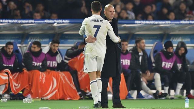 Zidane l'aggiustatore: chiama Ronaldo per convincerlo a restare al Real Madrid