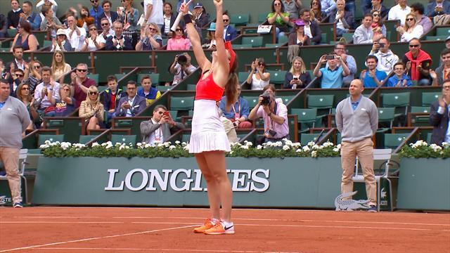 Roland-Garros : Gaël Monfils éliminé en 8e de finale par Stanislas Wawrinka