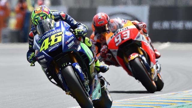 Regardez le Grand Prix Moto de Catalogne en direct et en exclusivité sur Eurosport 2