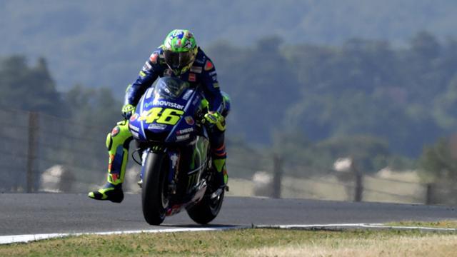 Mugello, grande Ducati: vince Dovizioso, Rossi quarto