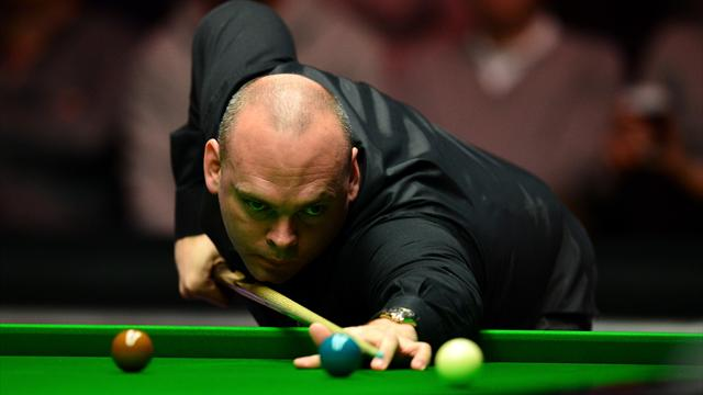 Bingham ousts Selby, Trump fends off Allen fightback to make semi-finals