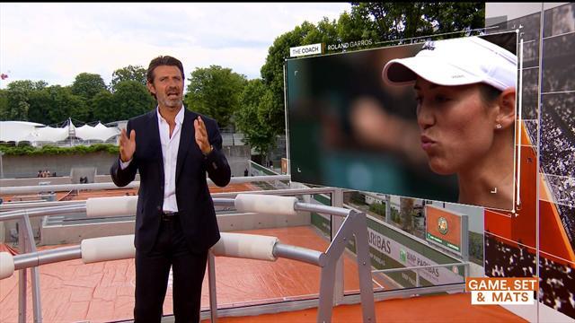 Roland Garros 2017, Muguruza-Mladenovic: La ocasión de no mirar atrás