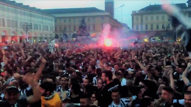 Turin s'est enflammé sur le but spectaculaire de Mandzukic