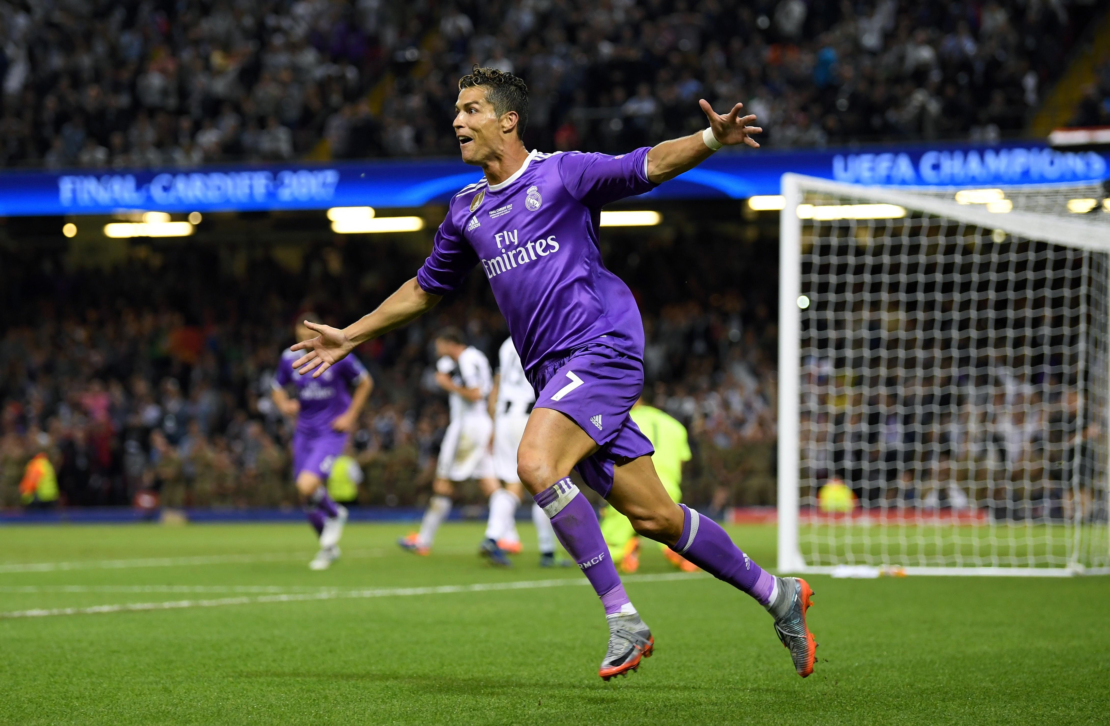 Форвард «Реал Мадрид» Криштиану Роналду забил 600-й гол в карьере