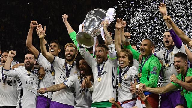Plus que jamais, le Real Madrid a fait de l'Europe son royaume