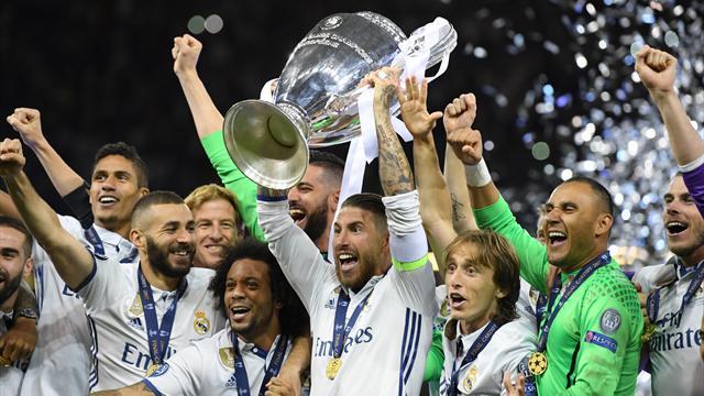 Final Champions, Juventus-Real Madrid: El rey del mazo y de toda Europa (1-4)