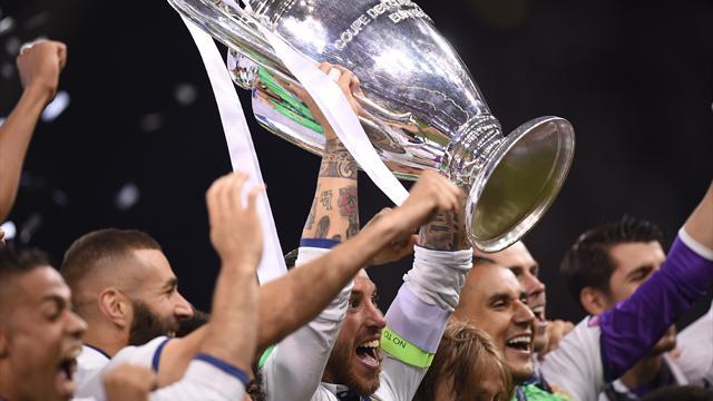 Et le Real Madrid souleva sa 12e Ligue des champions