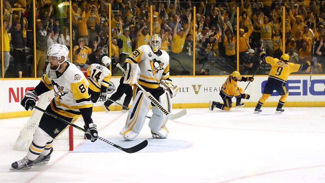 Stanley Cup Finale Pittsburgh Penguins Verlieren Ohne Tom Kühnhackl