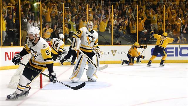 Stanley-Cup-Finale: Pittsburgh verliert ohne Kühnhackl