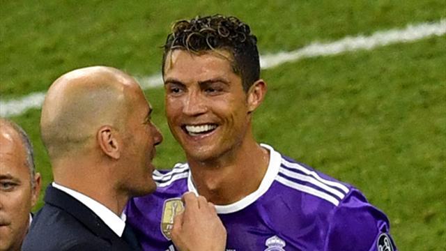 """Zidane sur Ronaldo : """"Ce qu'il a fait, plus personne ne le fera"""""""