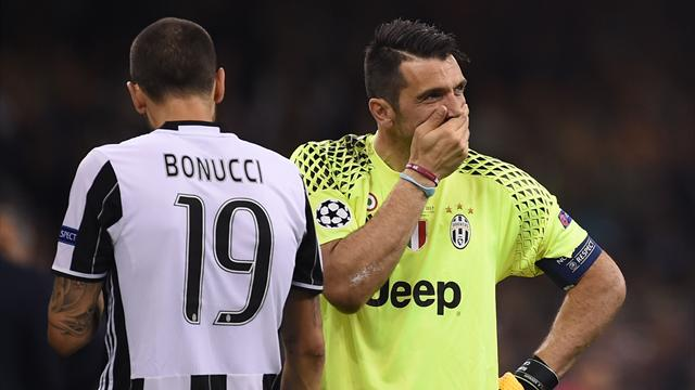 Bonucci, rimpianti e addio?