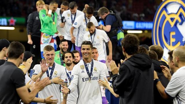 """Cristiano Ronaldo, """"genio Real"""", destaca la prensa inglesa"""
