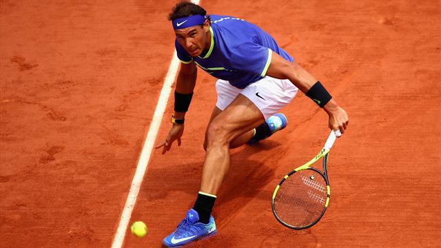 Roland Garros Mannenfinale
