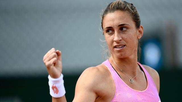 Roland-Garros: les matches interrompus par la pluie