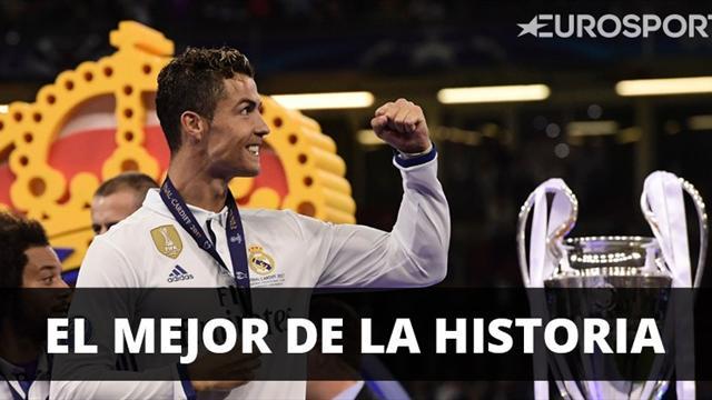 El Real Madrid de Zidane y Cristiano, cerca de convertirse en el mejor equipo de la historia