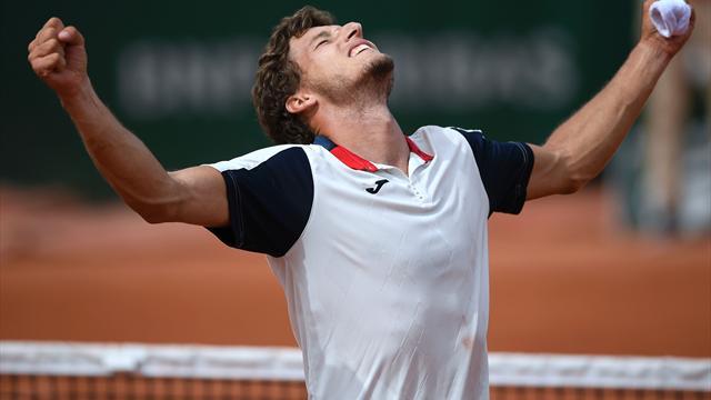 """Carreno Busta face à Nadal : """"Je vais prendre du plaisir, apprendre, et si je peux gagner..."""""""