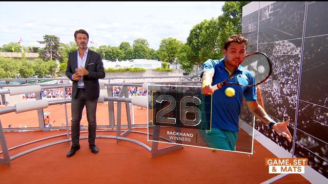 The Coach: Por qué Wawrinka sigue siendo uno de los más temidos en Roland Garros