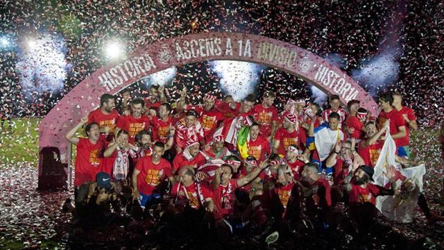 Por primera vez, Ginora asciende en el futbol español