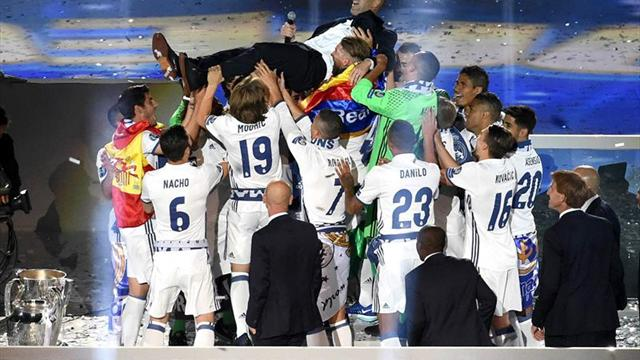 Hace 57 minutosReal Madrid festeja con su afición su 'Duodécima' Champ…