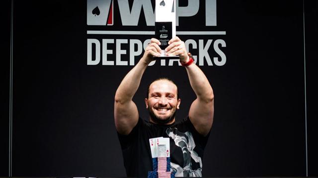 Jonathan Khalifa remporte le WPT Deepstacks Cannes
