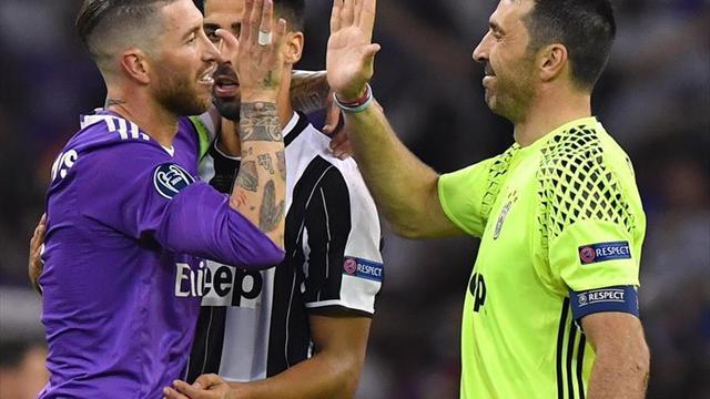 Ocho jugadores del Real Madrid, tres del Atlético y Messi en la plantilla ideal