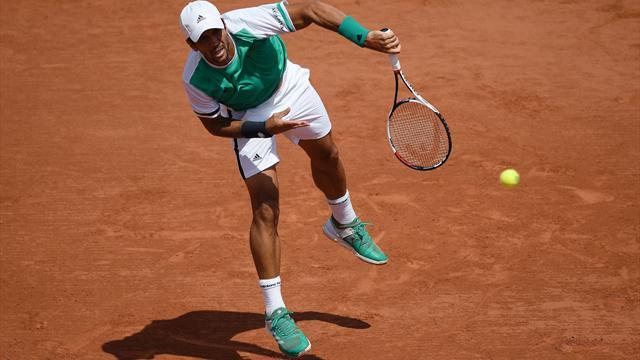 Nicolás Jarry avanzó a la segunda ronda del ATP de Río