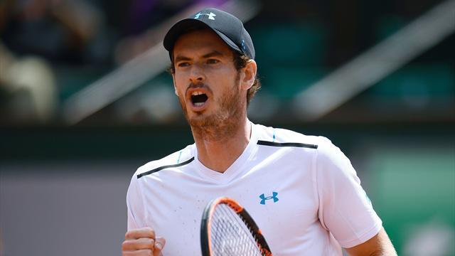 Murray 29. kez Grand Slam çeyrek finalinde