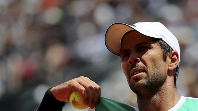 """Wawrinka gana con autoridad a Cilic en cuartos de Roland Garros"""""""